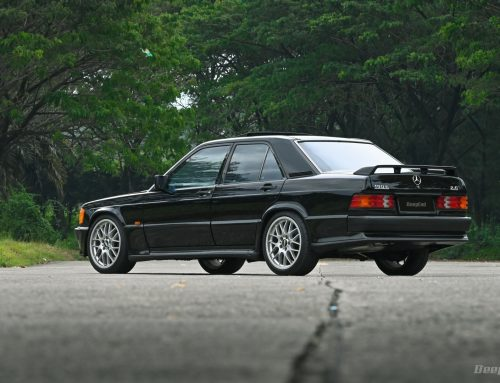 Mercedes-Benz 190 E 2.6 1989 HEALTHY BABY BENZ – Classic Mercedes Yang Semakin Langka
