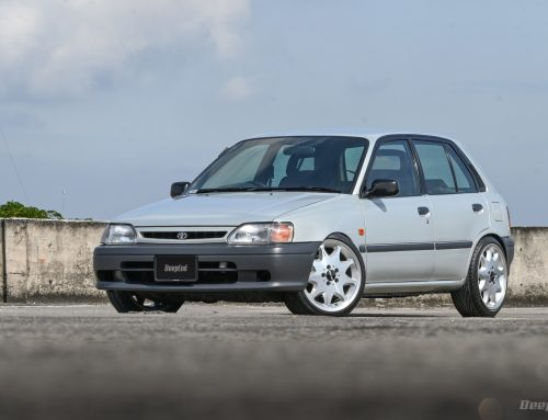 Toyota Starlet 1.3 SE 1995 STAR GOAL – Our Memories Is In Our Hands