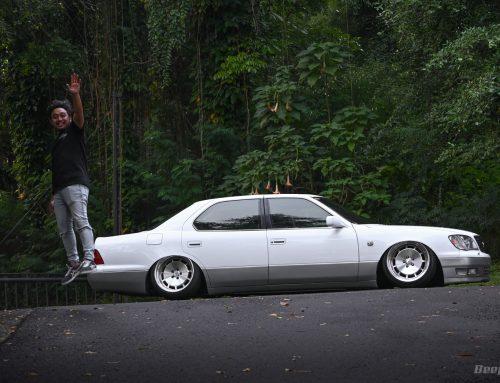 Lexus LS400 1998 MANIS SECARA ESTETIKA – Onikan Style Rasa Jogja