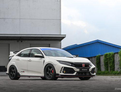 Honda Civic Type R 2018 AGRESIFK8 – Lebih Ringan, Kuat, Kaku, Rendah Dan Keren!