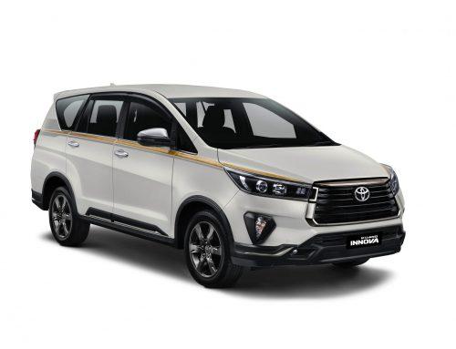 Toyota Astra Motor EDISI SPESIAL 50 TAHUN – Toyota Kijang Innova Limited Edition