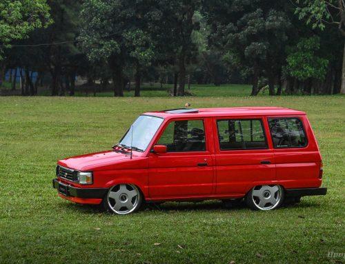 Toyota Kijang Commando SSX 1991 RED KOMER – Kalau Sudah Cinta, Kita Bisa Apa?