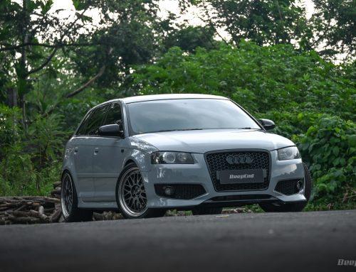 Audi A3 2.0 Turbo FSI 2007 RARE BUT FAST – Jangan Ditantang Agar Tak Terluka