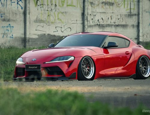 Toyota Supra 2021 YOUR MIND IS A WEAPON – Keep It Loaded