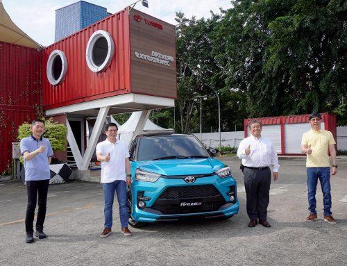 Toyota Astra Motor PERKENALKAN RAIZE – Toyota Paling Terjangkau Dengan TSS