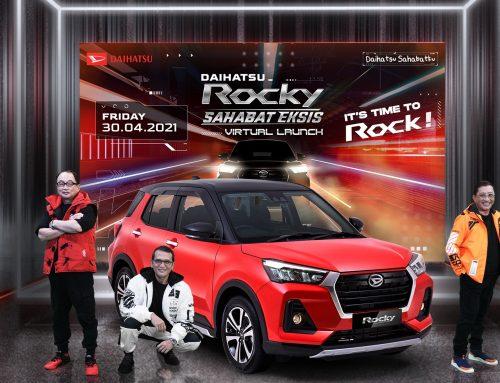 Astra Daihatsu Motor DAIHATSU ROCKY – Mobil Daihatsu Pertama Dengan Teknologi ASA di Indonesia