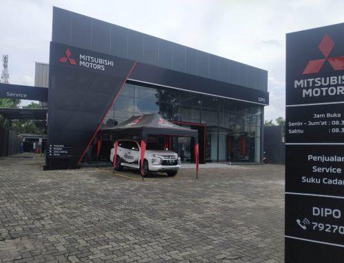 Mitsubishi Motors Krama Yudha Sales Indonesia EKSPANSI JARINGAN – Resmikan Dealer Ke-156