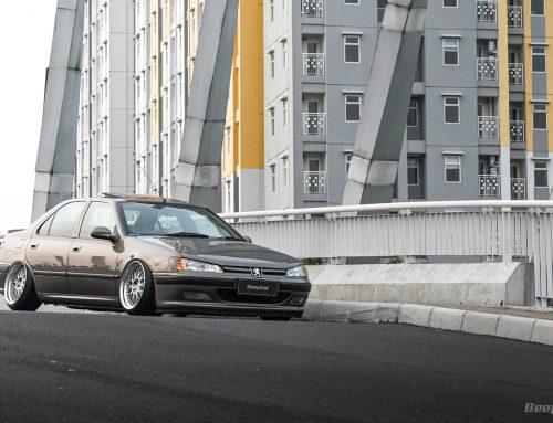 Peugeot 406 D8 Lemans 1997 SUPER KREATIF – Warisan Yang Dirawat Dan Dimodifikasi