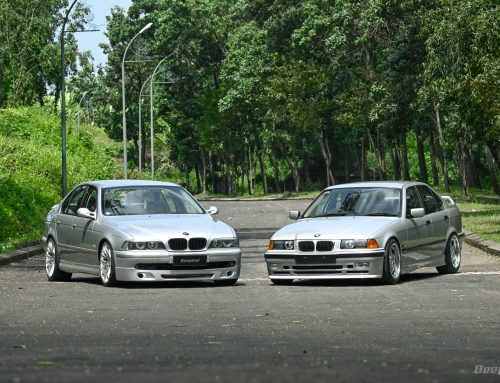 BMW 530i 2001 & BMW 323i 1997 DELICATE DESIGN –  Duo Breyton Yang Estetis Sesuai Zamannya