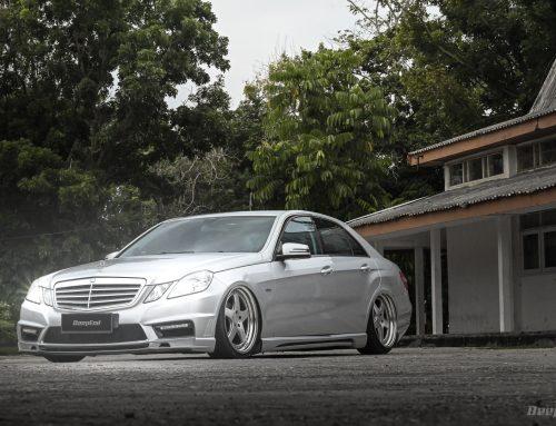 Mercedes-Benz E 200 2012 PERSONAL GUARDIAN – Amat Teramat Sangat Personal