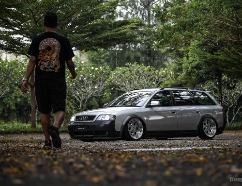 Audi Allroad Quattro C5 2002 DEEP AND LOW – The Goal Is To Be Stance