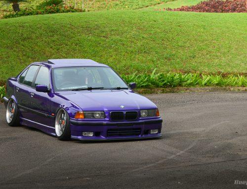 BMW 318i 1996 YA AMPUUUN…, BU IBU! – Lumayan Cakep Hasil Modifikasinya
