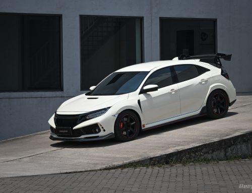 Honda Civic Type R 2017 PRECISION HOT HATCH – Dimodifikasi Dengan Hati