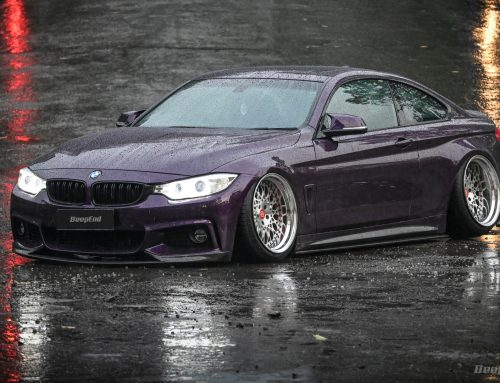BMW 435i 2014 TWILIGHT PURPLE COUPE – Velg Ciamik, Warna Lucu, Bodi Futuristik
