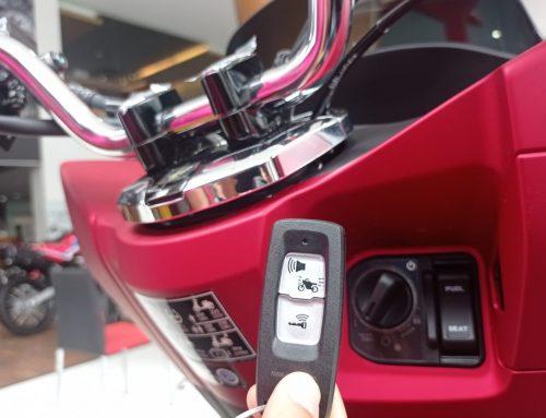 Astra Honda Motor HONDA SMART KEY SYSTEM – Buat Motor Semakin Aman Dan Nyaman